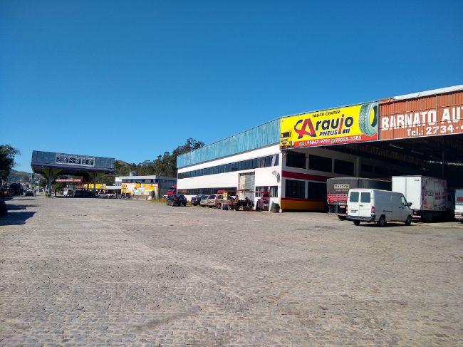 Galpão - Aluguel: Praça Cruzeiro, Rio Bonito - RJ