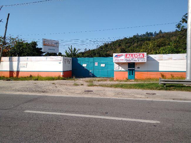 Galpão -  Boqueirão, Rio Bonito - RJ